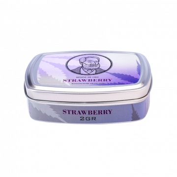 Résine Strawberry M2J CBD
