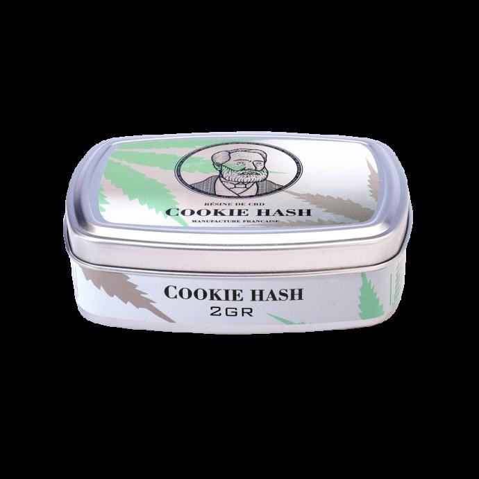 Résine CBD Cookie Hash M2J