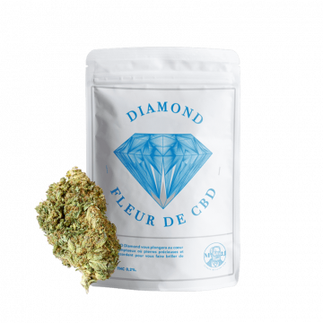 Stand up avec Fleur Diamond M2J CBD